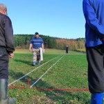 beamish survey transect
